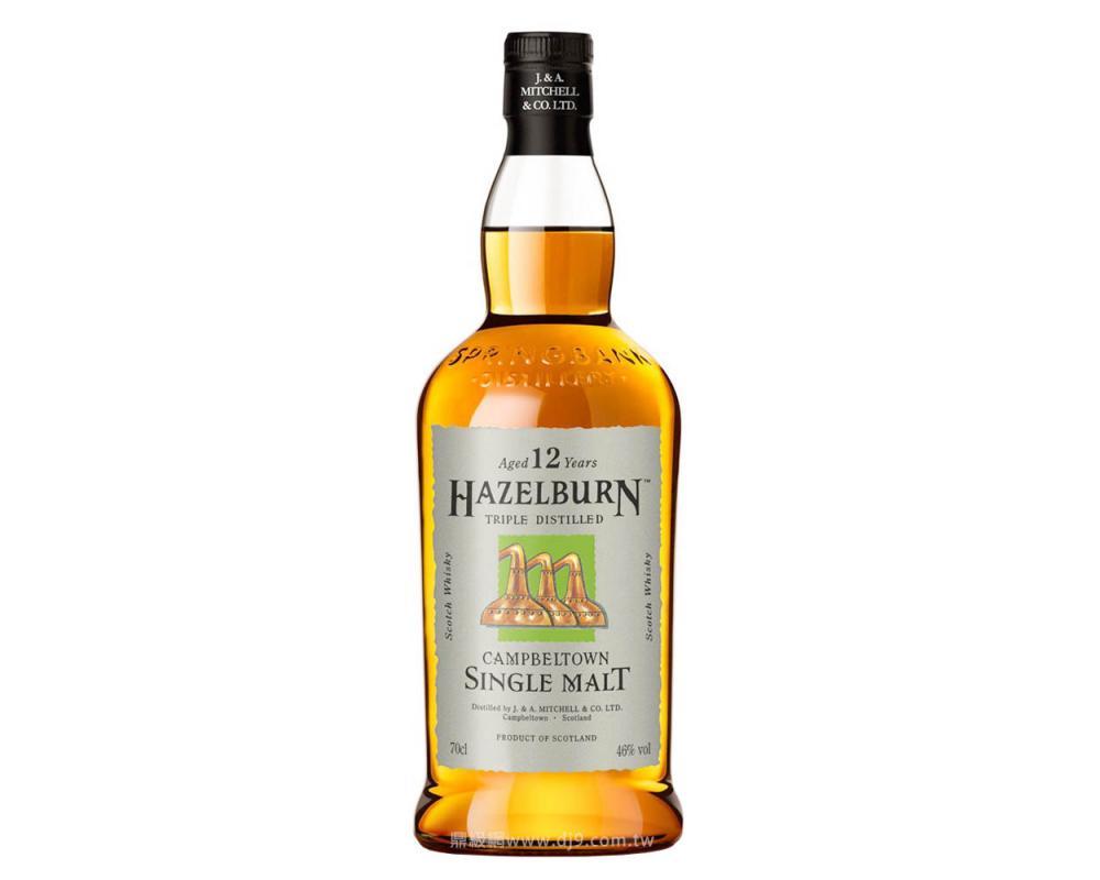 赫佐本12年單一麥芽威士忌