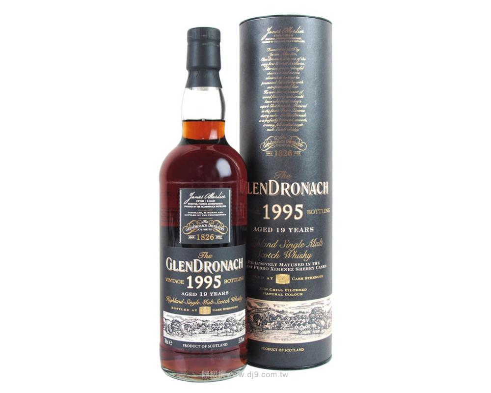格蘭多納1995年單一麥芽威士忌原酒