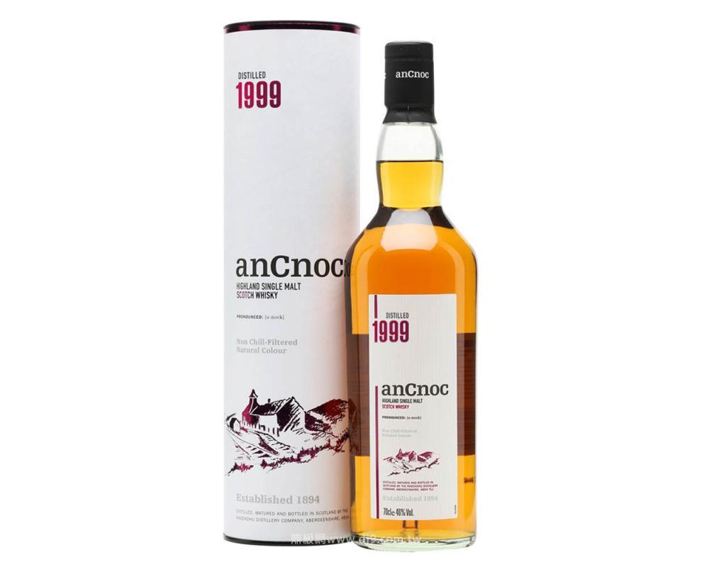 安努克1999年單一麥芽威士忌