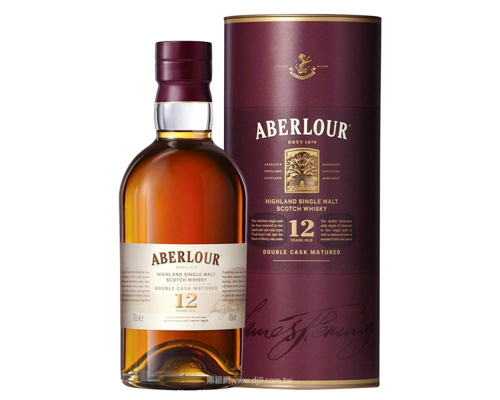 亞伯樂12年單一麥芽威士忌