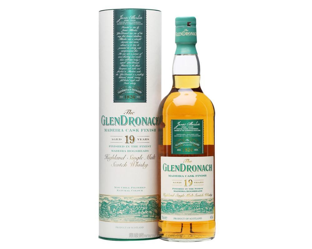 格蘭多納19年馬德拉風味桶單一麥芽威士忌