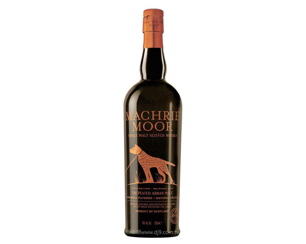 愛倫限量Machrie Moor單一麥芽威士忌
