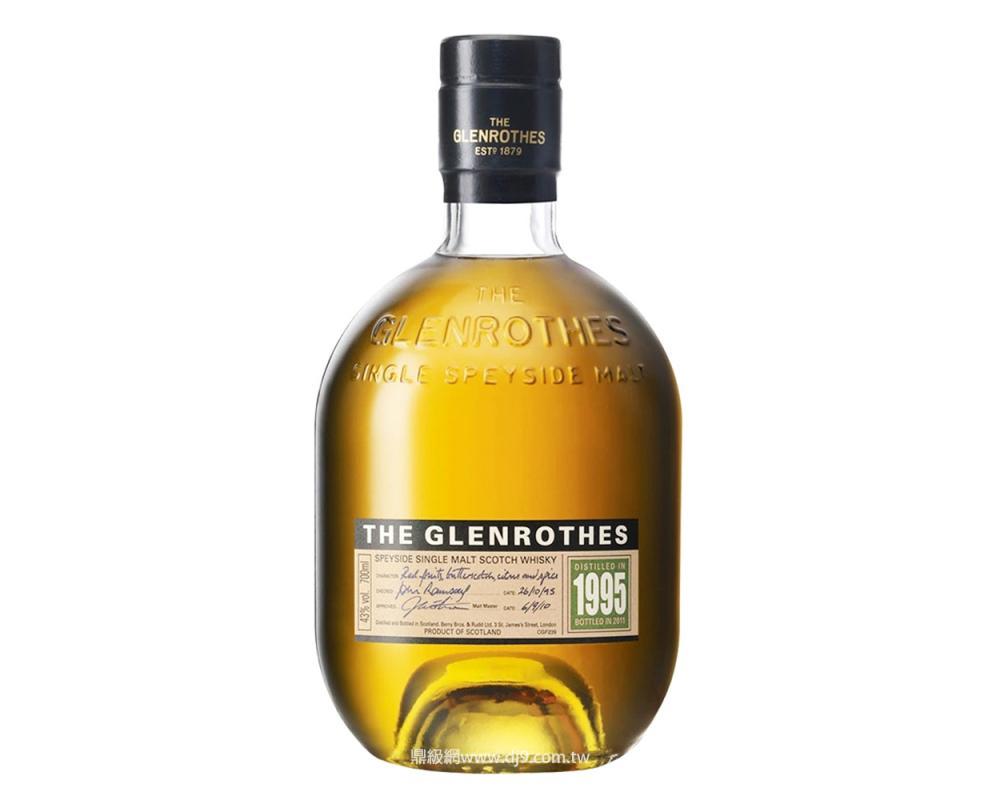 格蘭路思1995單一麥芽威士忌