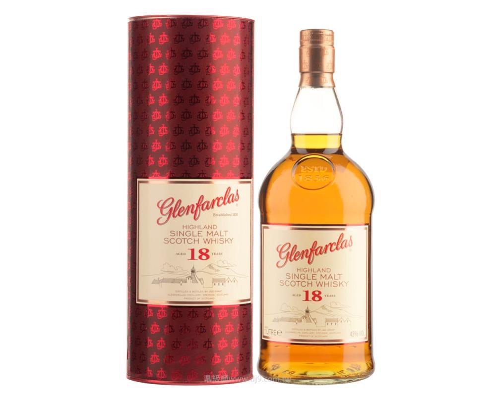 格蘭花格18年單一麥芽威士忌
