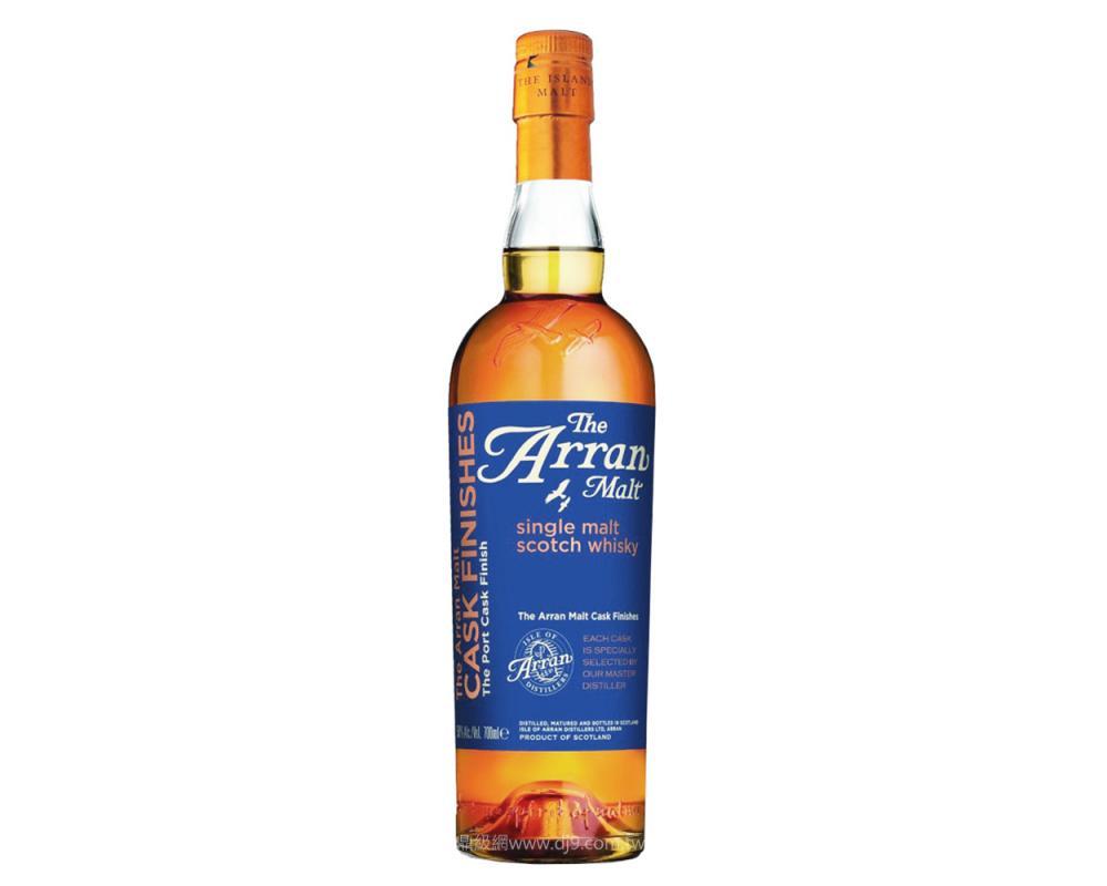 愛倫波特酒桶裝單一麥芽威士忌