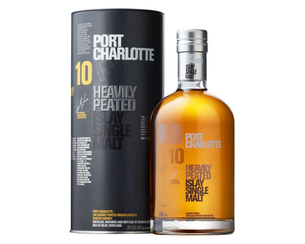 布萊迪 波夏10年單一麥芽威士忌