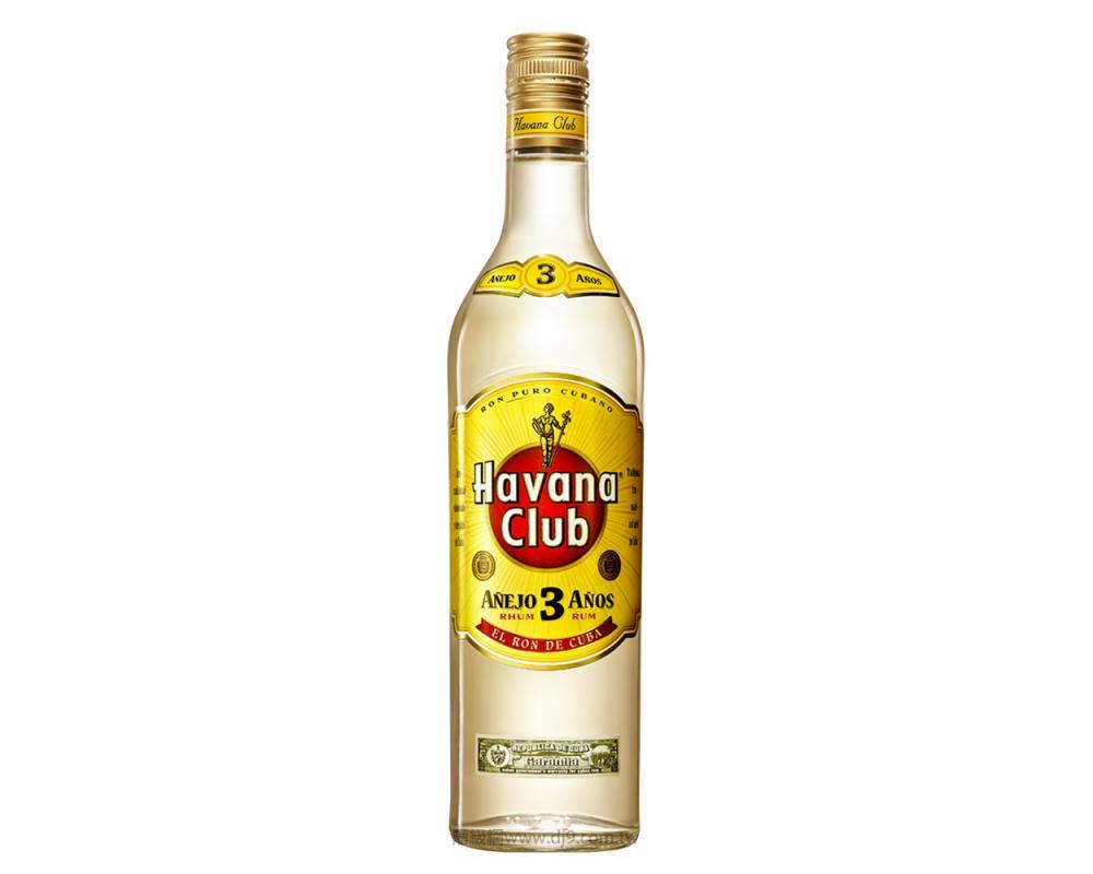哈瓦那古巴3年窖藏蘭姆酒