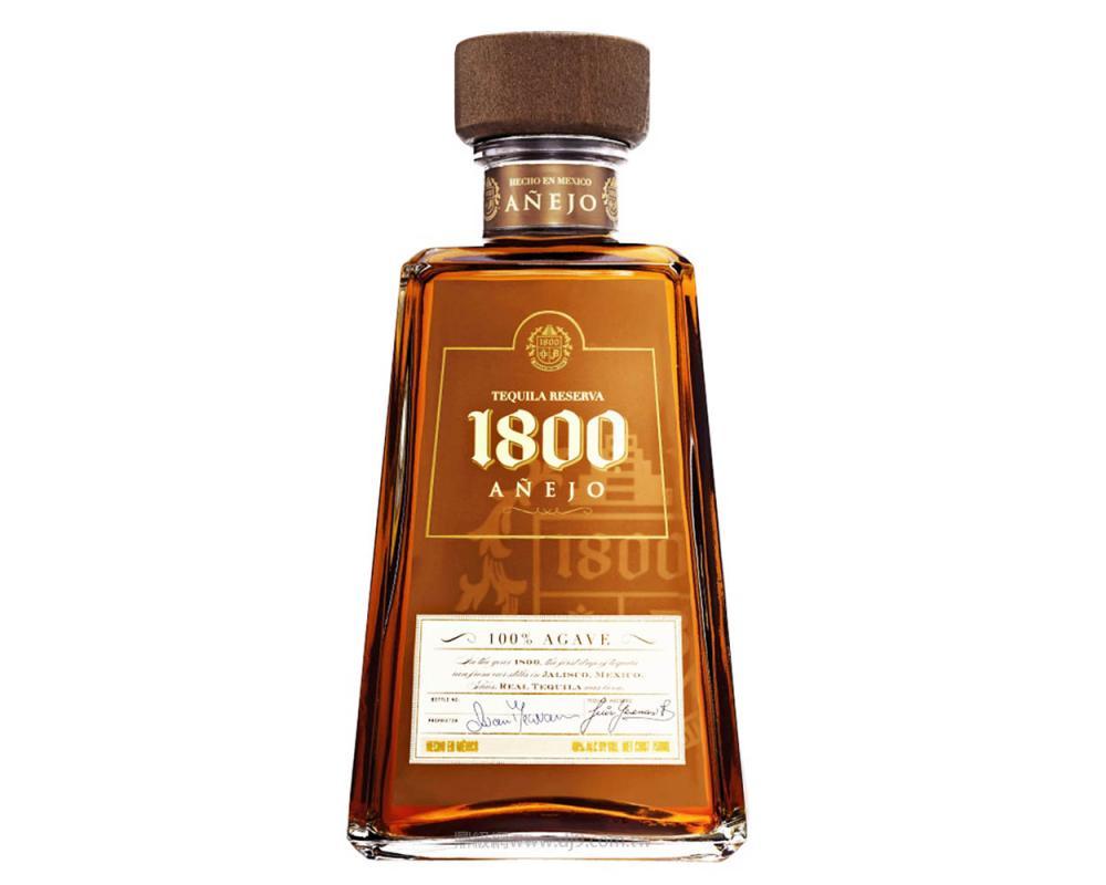 珍藏1800陳釀龍舌蘭