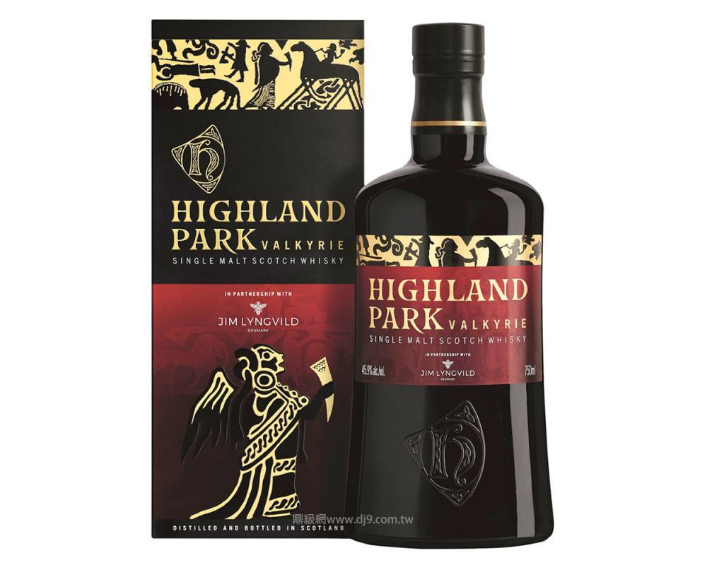 高原騎士女武神單一麥芽威士忌