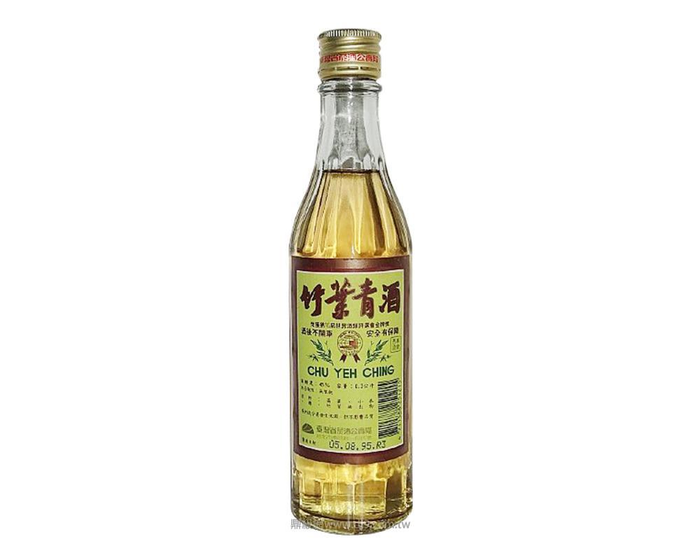 玉山高粱酒-竹葉青300ml