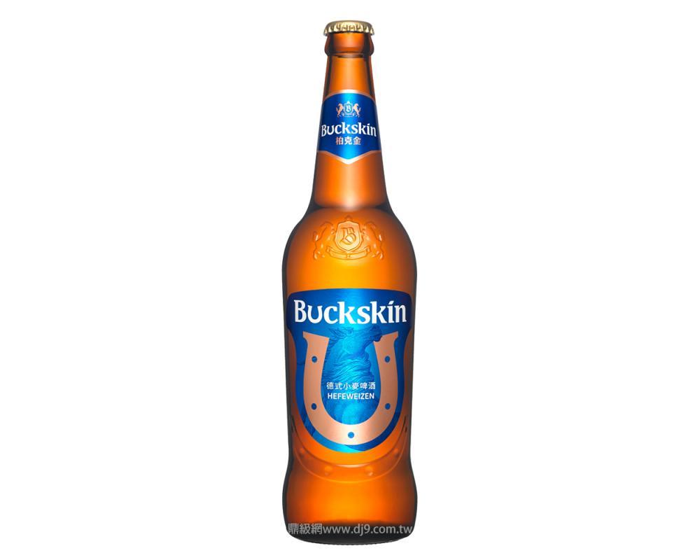 柏克金 德式小麥啤酒(600mlx12瓶)