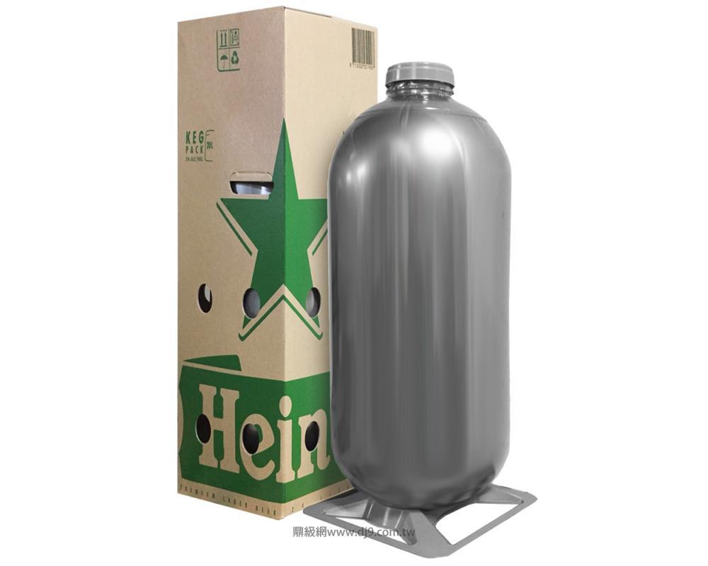 海尼根桶啤20L