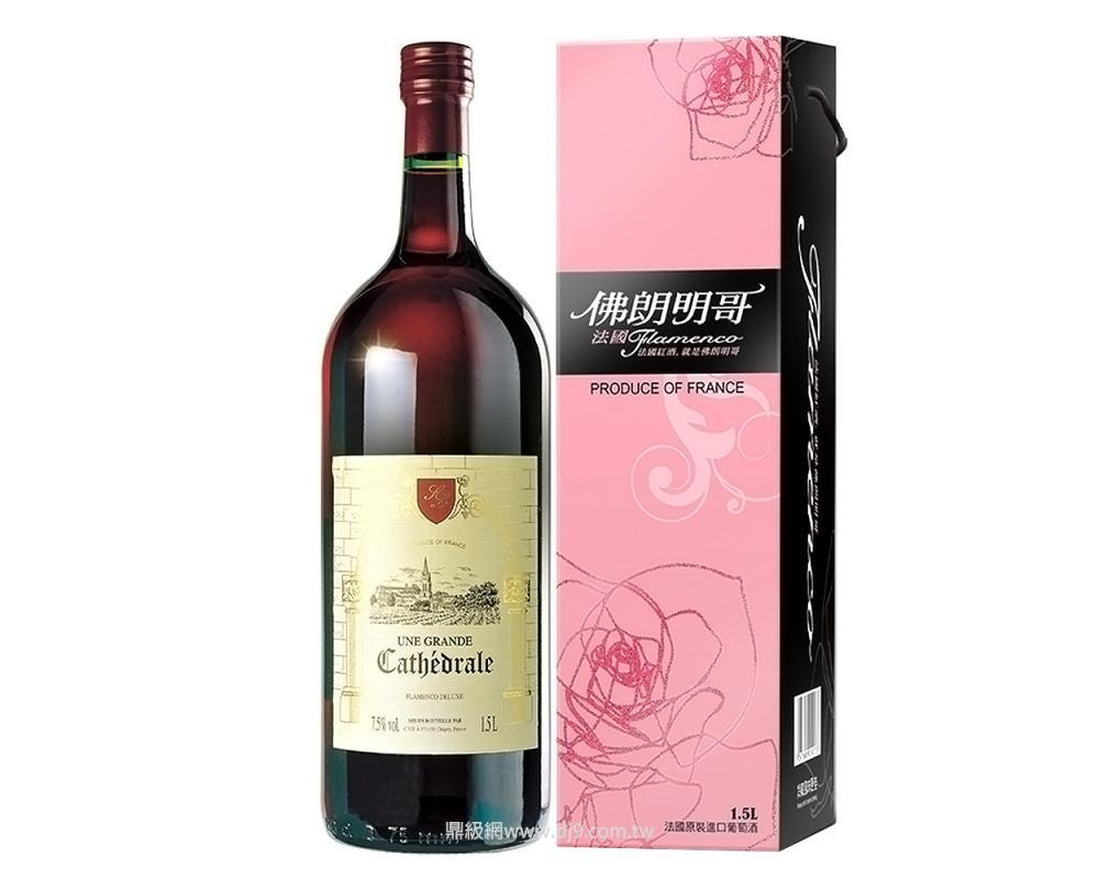 【箱購特價6入】佛朗明哥紅酒