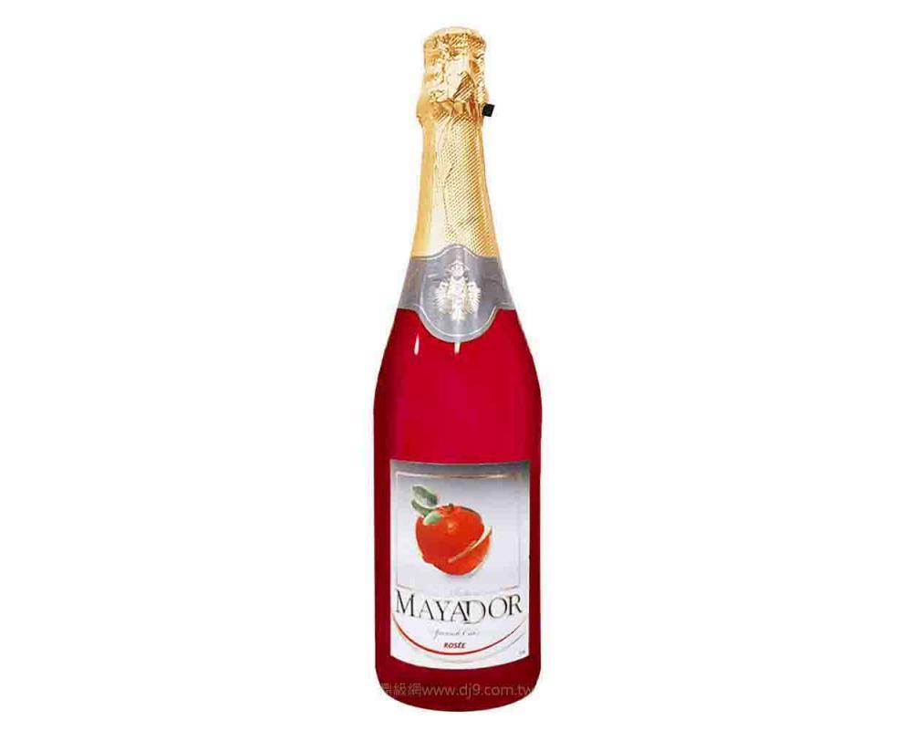 瑪雅朵蘋果粉紅氣泡酒