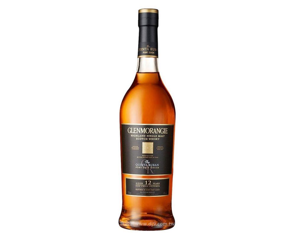 格蘭傑12年波特桶單一麥芽威士忌