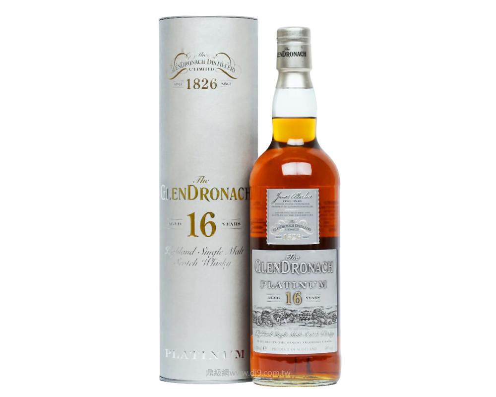 格蘭多納16年白金單一麥芽威士忌