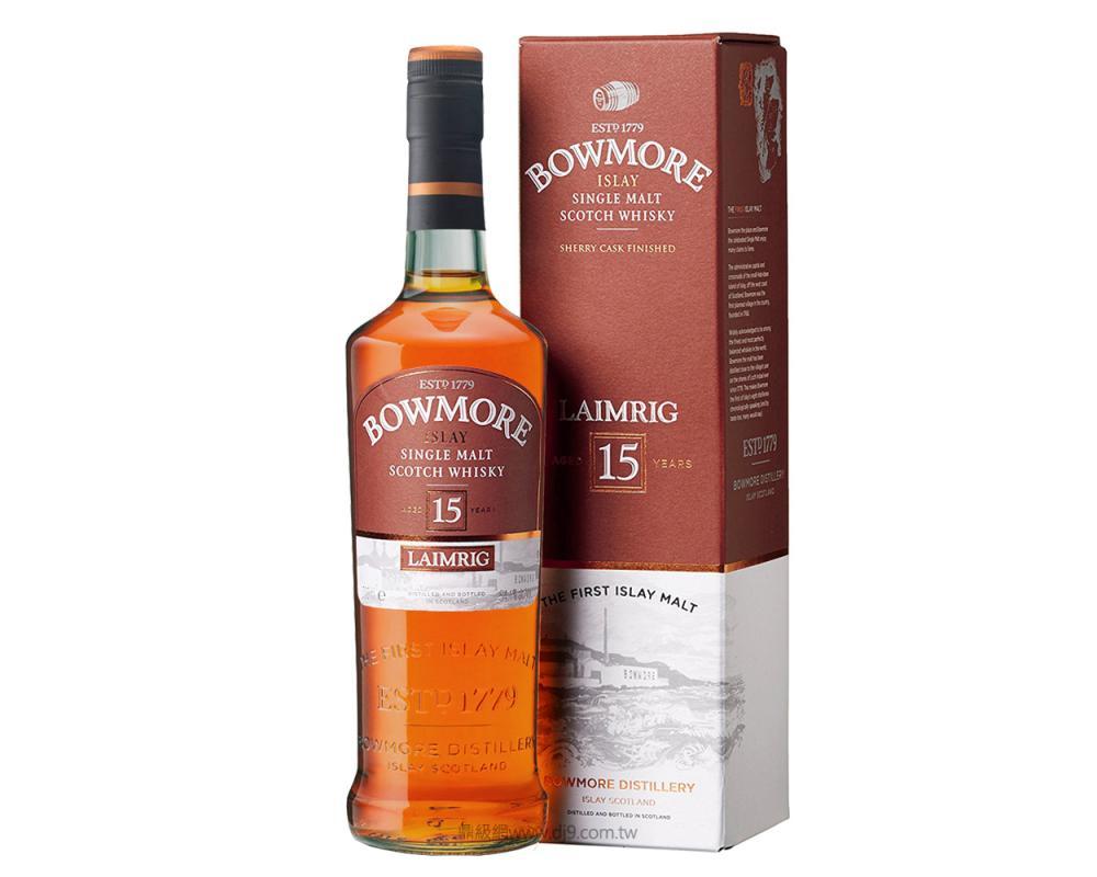 波摩LAIMRIG 15年艾雷單一麥芽威士忌