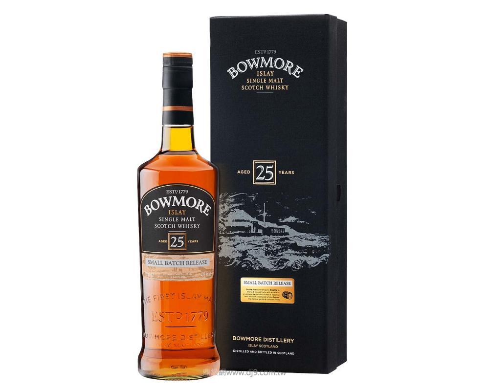 波摩艾雷25年單一麥芽威士忌(新)