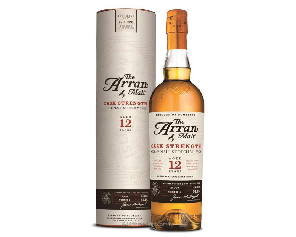 愛倫12年單一純麥威士忌