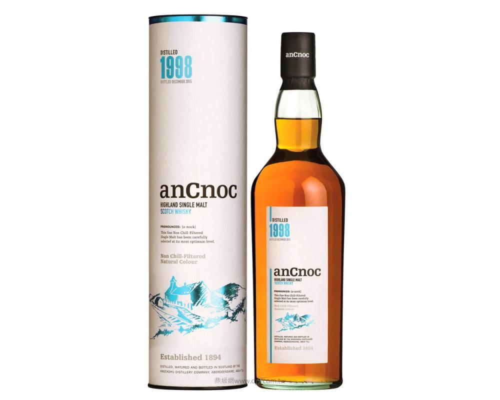 安努克1998年單一麥芽威士忌