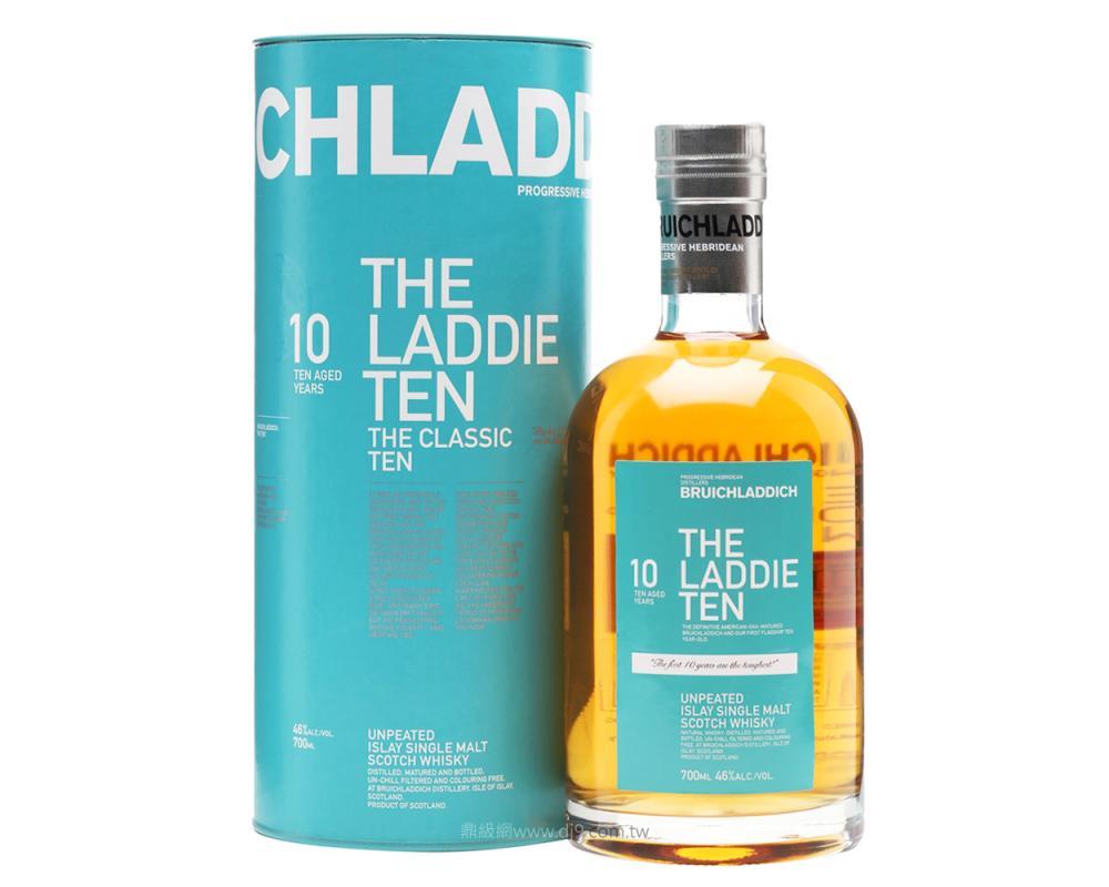 布萊迪 萊迪10年單一麥芽威士忌