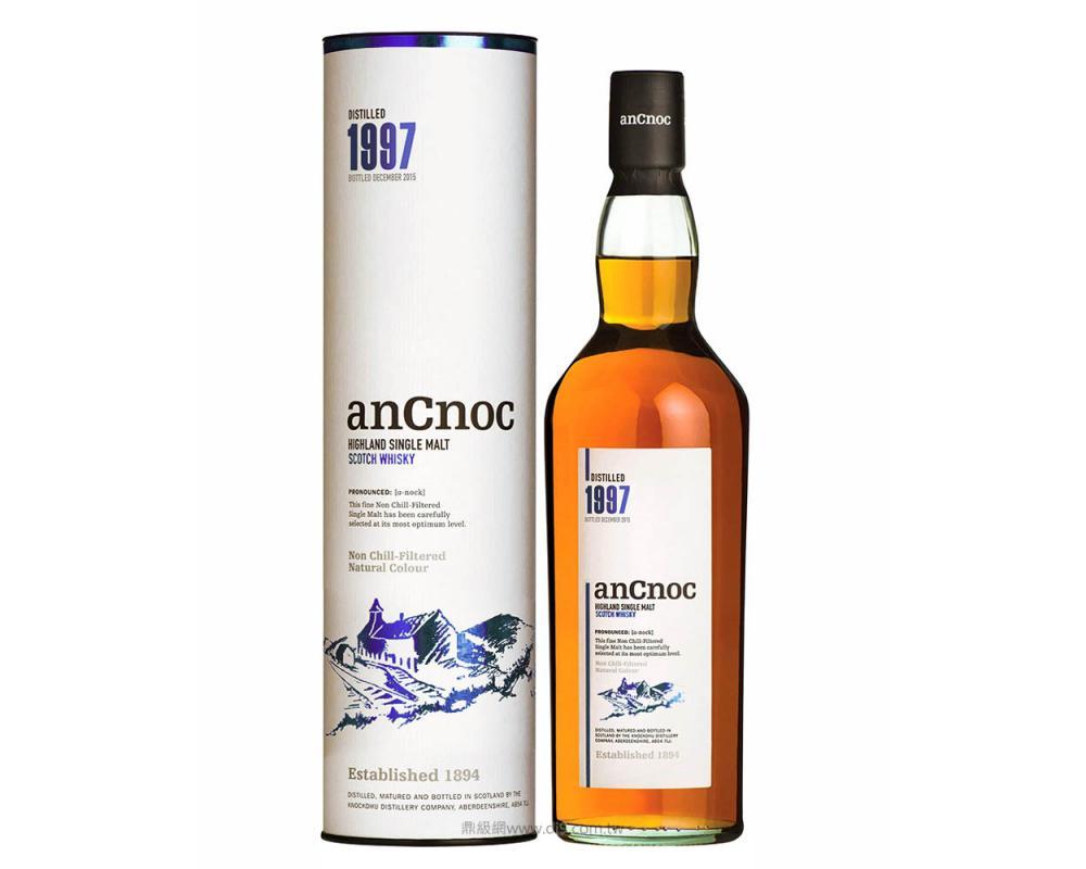 安努克1997年單一麥芽威士忌