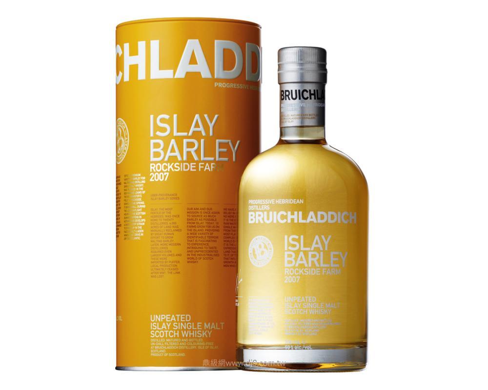 布萊迪 萊迪艾雷島大麥威士忌2007