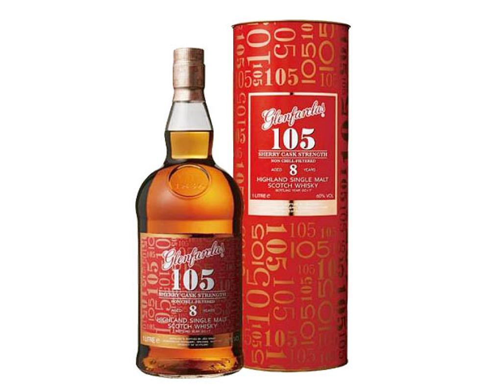 格蘭花格105-8年原酒