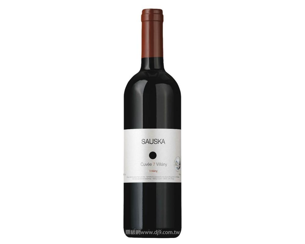 薩司卡經典7號紅酒2007