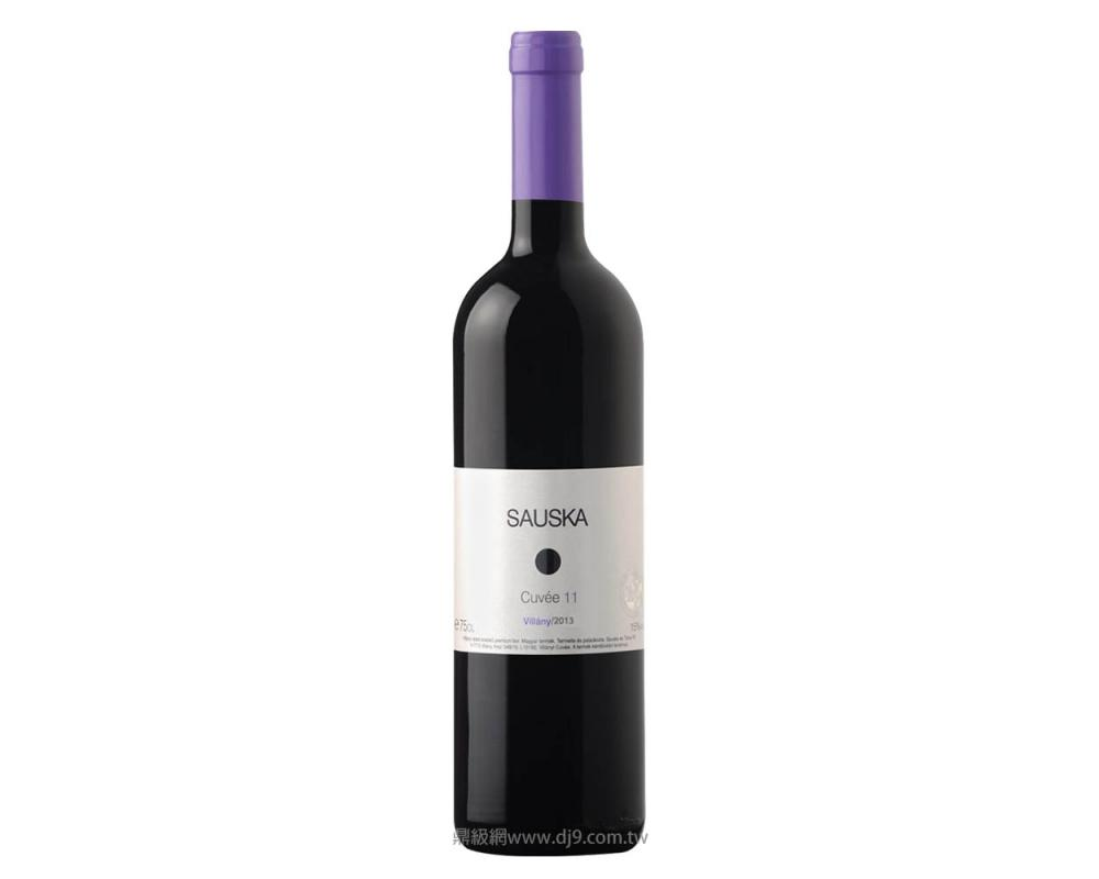 薩司卡經典11號紅酒2013