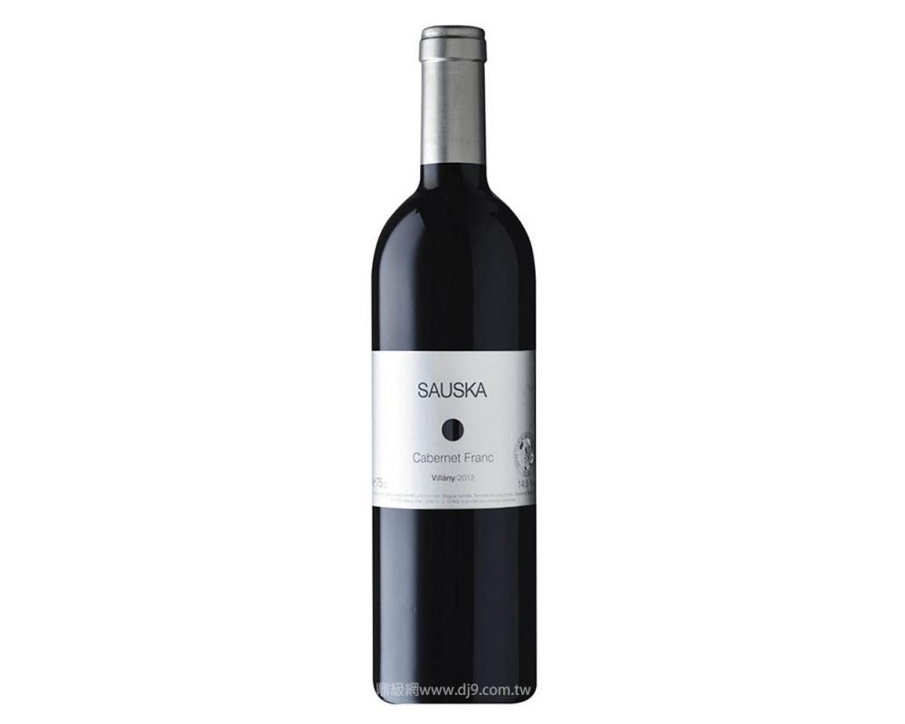 薩司卡卡本內弗朗紅酒2012