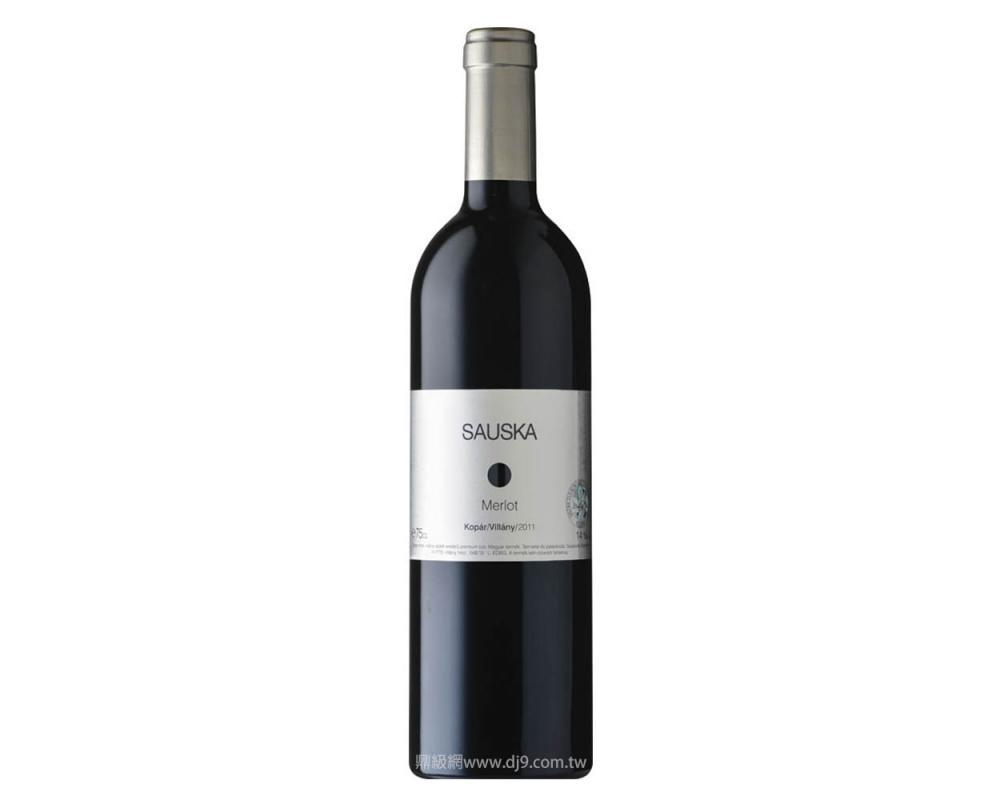 薩司卡寇帕梅洛紅酒2011