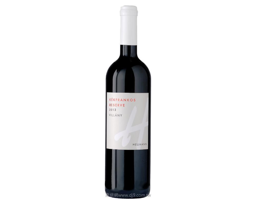 休曼科弗朗克典藏紅酒2013