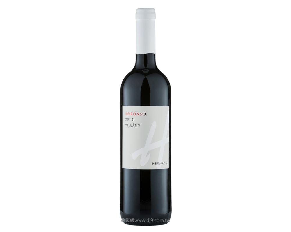 休曼布洛蒐紅酒2012