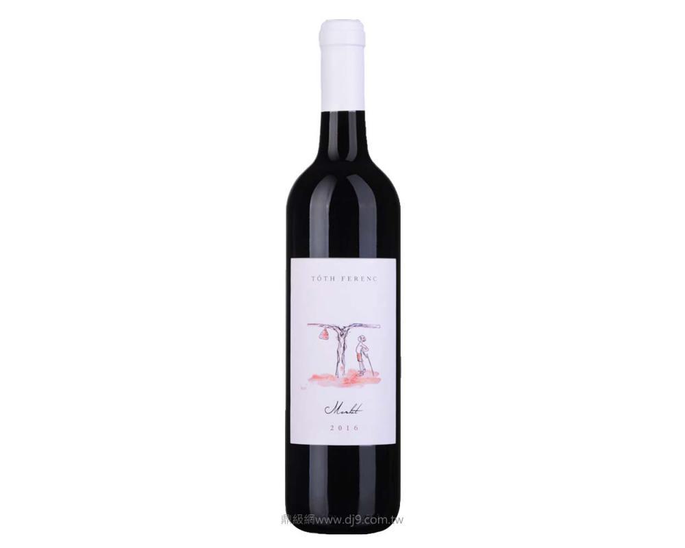 費倫茨托特梅洛紅酒2016