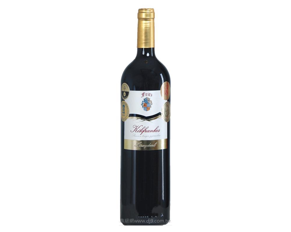 弗里茨科弗朗克斯特選紅酒2011