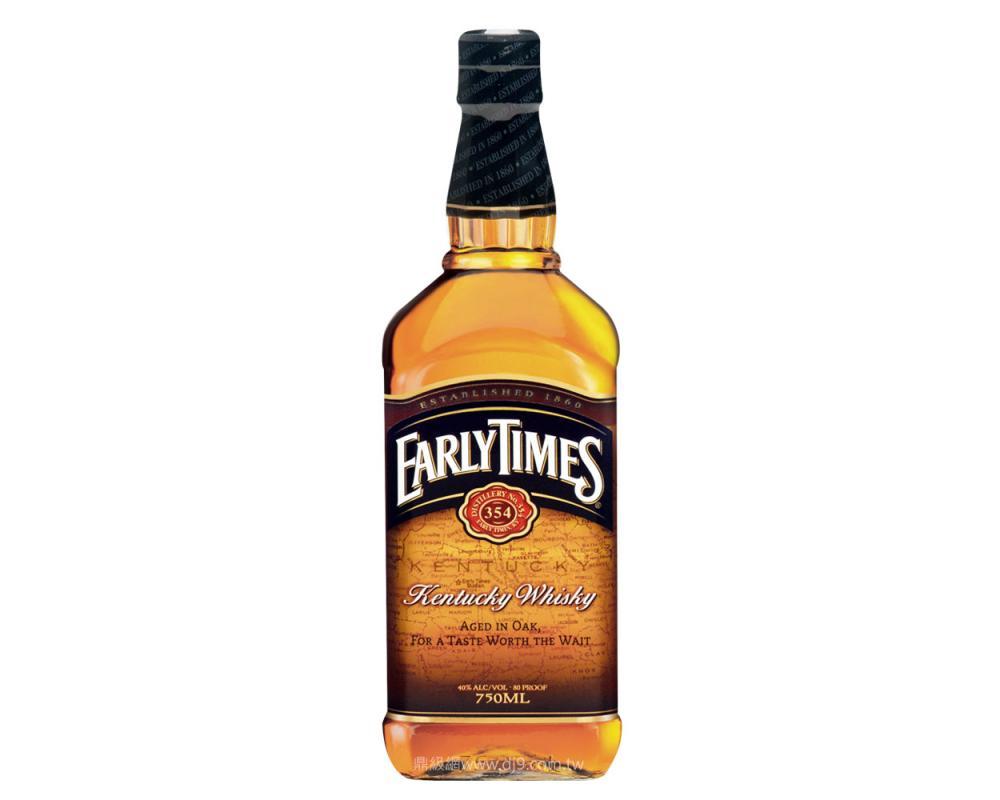 時代波本威士忌