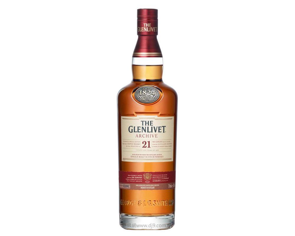 格蘭利威21年單一麥芽威士忌