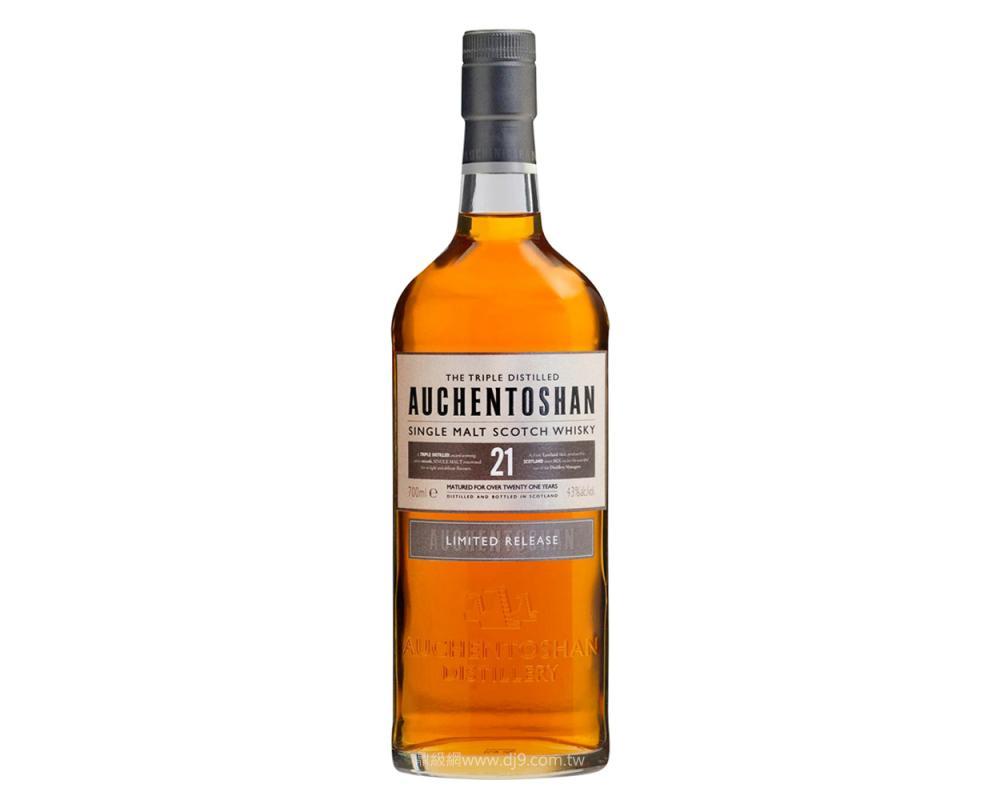 歐肯特軒21年單一純麥威士忌