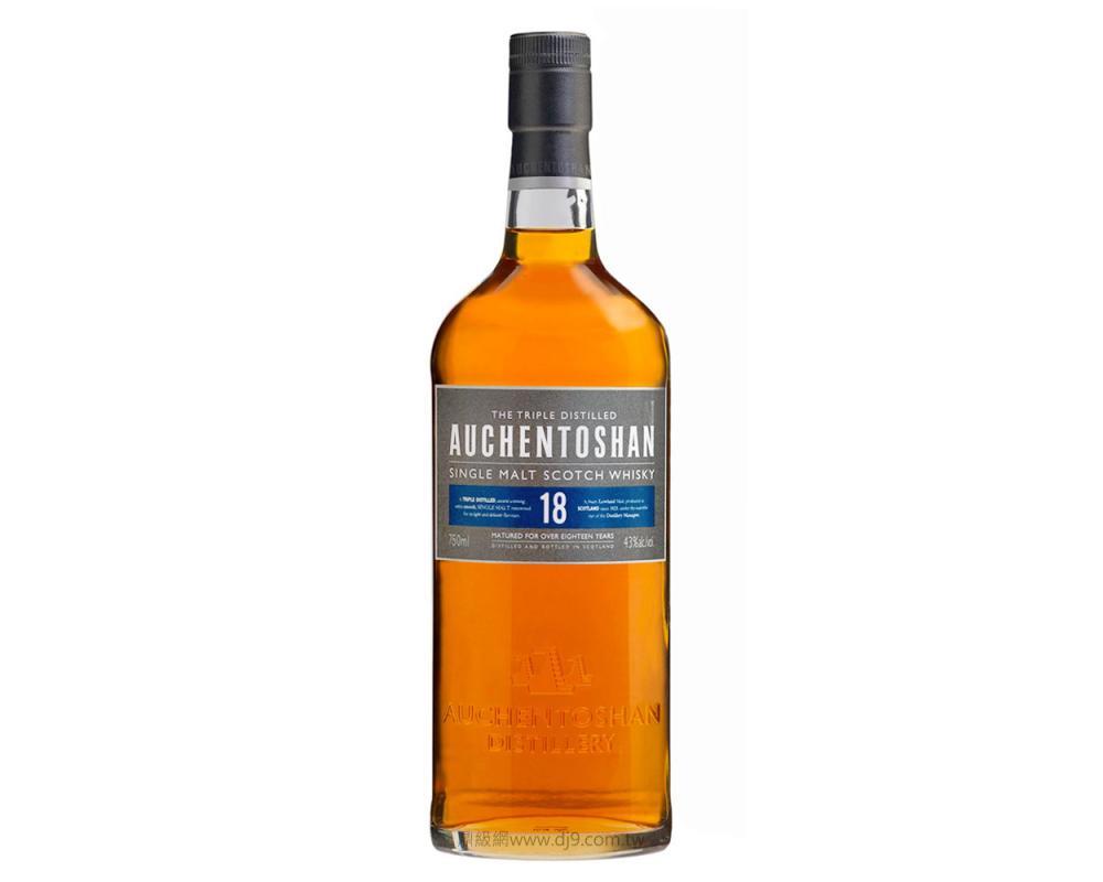 歐肯特軒18年單一純麥威士忌