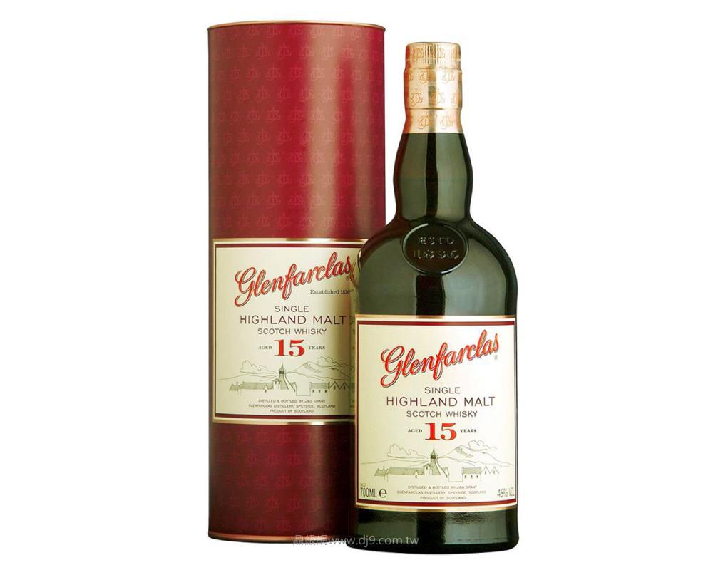 格蘭花格15年單一麥芽威士忌