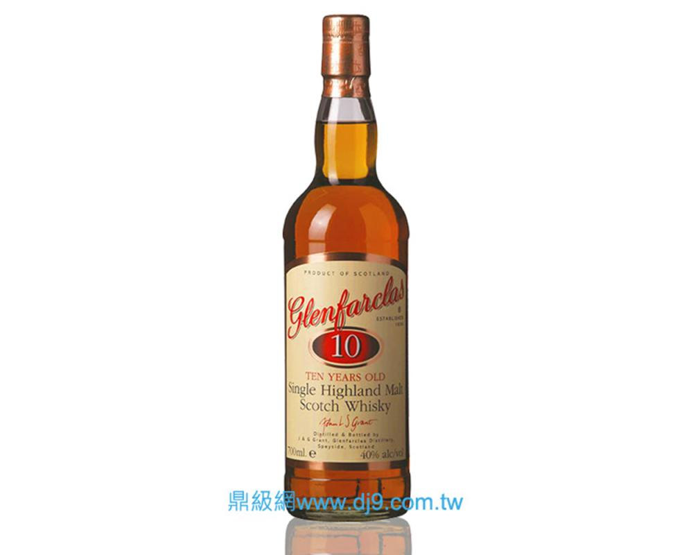 格蘭花格10年單一麥芽威士忌