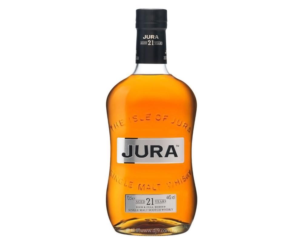 吉拉JURA 21年單一麥芽威士忌