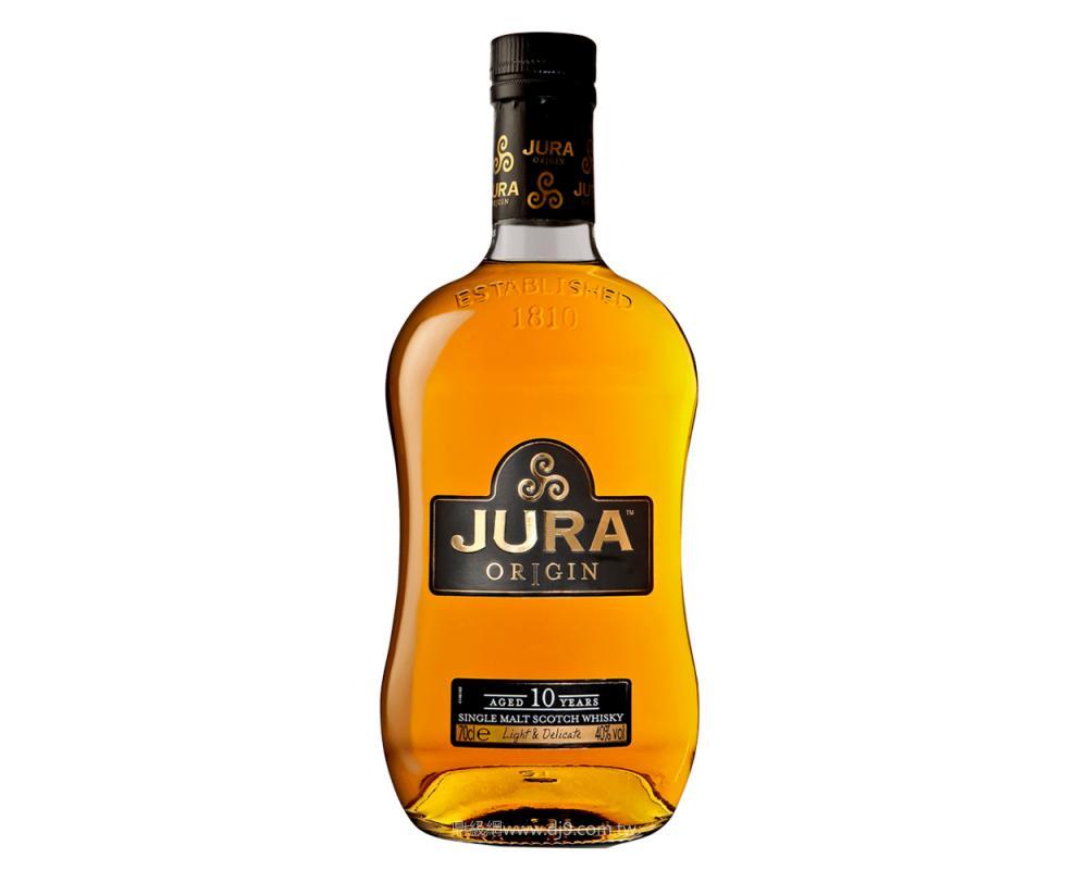 吉拉JURA 10年單一麥芽威士忌