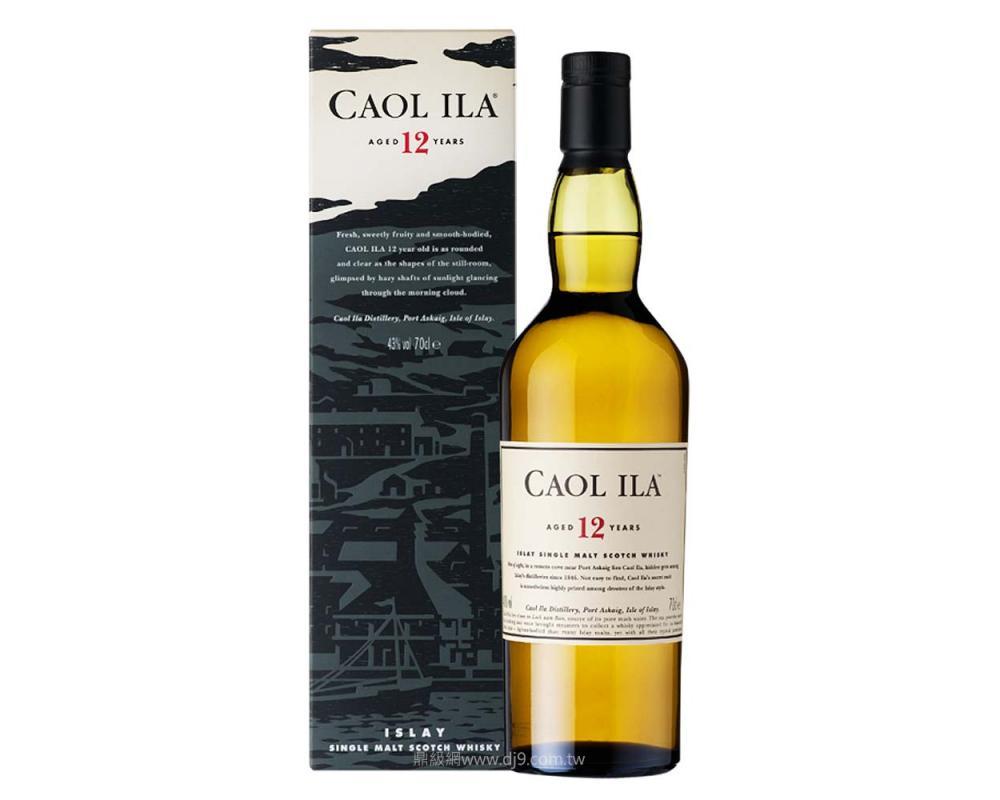 卡爾里拉12年限量單一麥芽威士忌