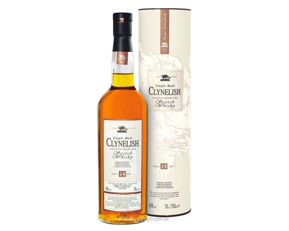 克里尼利基14年限量單一麥芽威士忌