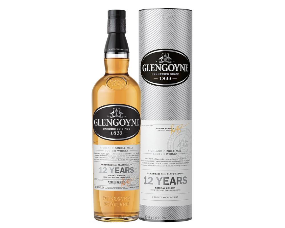 格蘭哥尼12年雪莉原桶單一麥芽威士忌