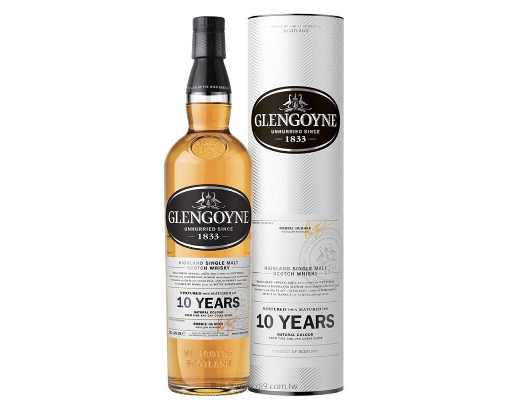 格蘭哥尼10年雪莉桶單一麥芽威士忌