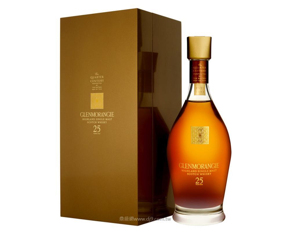 格蘭傑25年單一麥芽威士忌