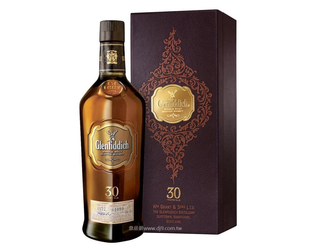 格蘭菲迪30年單一純麥威士忌